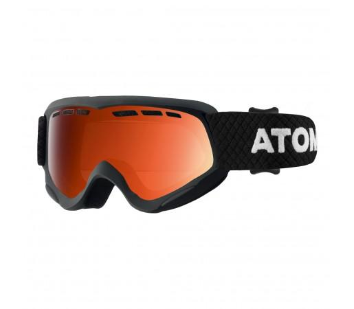 Ochelari Ski si Snowboard Juniori Atomic Savor Jr Negru / Portocaliu