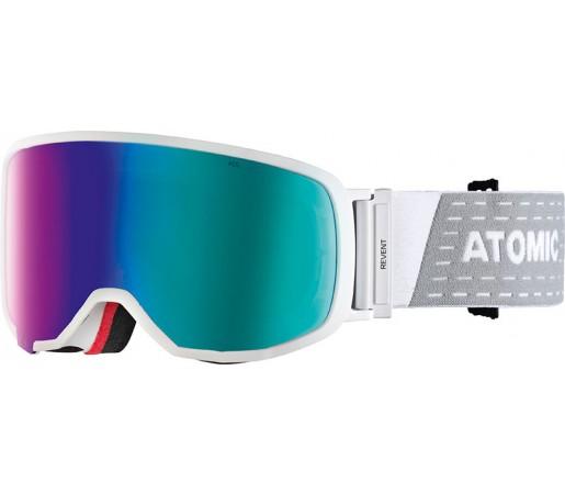 Ochelari Ski si Snowboard Atomic Revent S Fdl Hd Alb