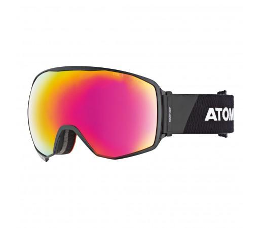 Ochelari Ski si Snowboard Atomic Count 360 Hd Rs Negru / Alb