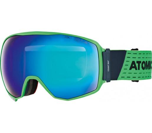 Ochelari Ski si Snowboard Atomic Count 360 Hd Verde