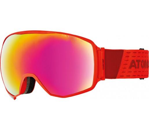 Ochelari Ski si Snowboard Atomic Count 360 Hd Rosu
