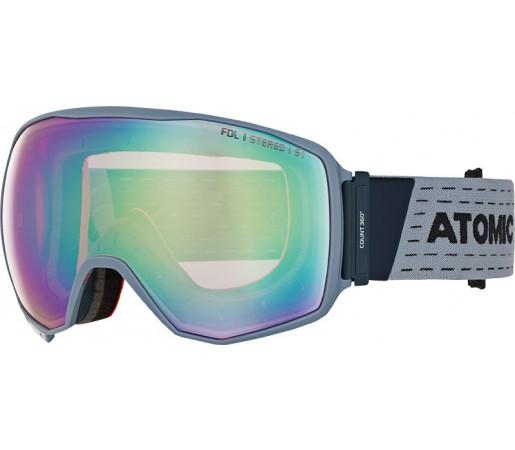 Ochelari Ski si Snowboard Atomic Count 360 Stereo Albastru