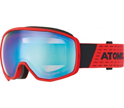 Ochelari Ski si Snowboard Atomic Count Stereo Rosu