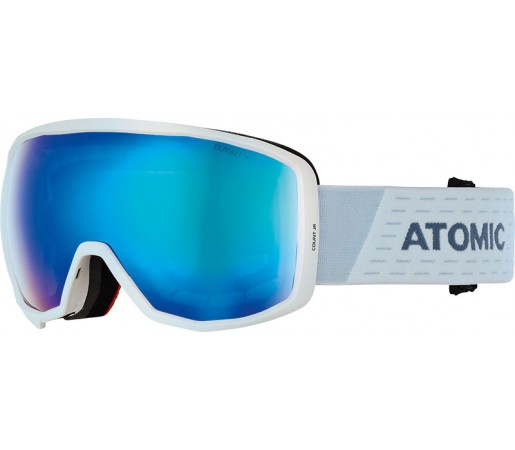 Ochelari Ski si Snowboard Juniori Atomic Count Spherical Jr Alb / Albastru