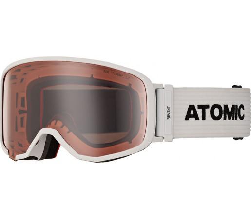 Ochelari Ski si Snowboard Atomic Revent S Fdl Alb
