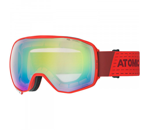 Ochelari Ski Unisex Atomic Count 360° Stereo Red