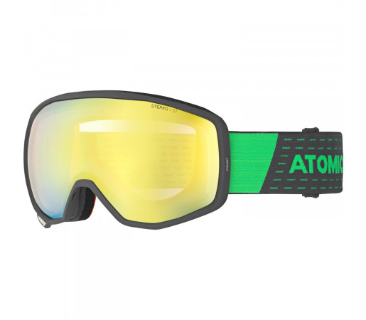 Ochelari Ski Unisex Atomic Count Stereo OTG Grey/Green