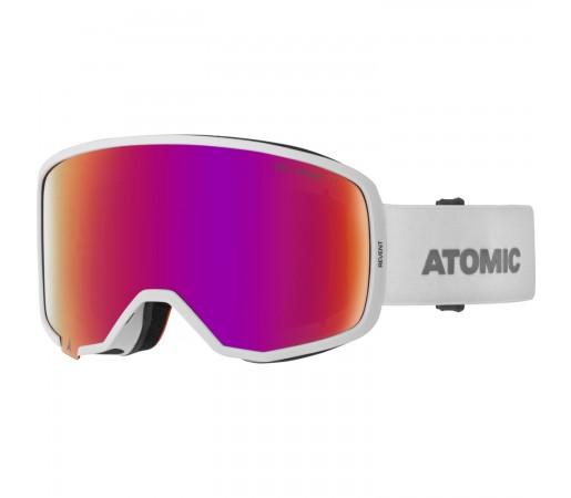 Ochelari Ski Unisex Atomic Revent Stereo White