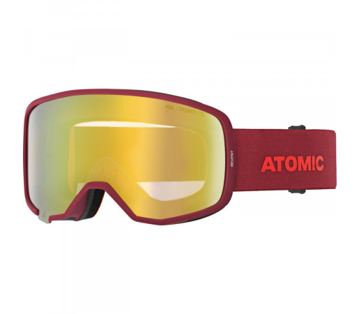 Ochelari Ski Unisex Atomic Revent Stereo Red