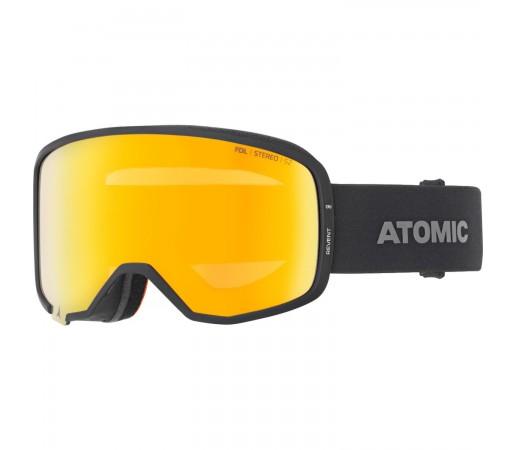 Ochelari Ski Unisex Atomic Revent Stereo OTG Black