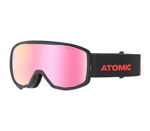 Ochelari Ski Copii Atomic Count JR HD OTG Black/Red