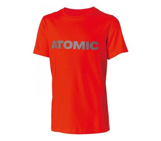 Tricou Copii Atomic ALPS Copii T-SHIRT-Bright Red