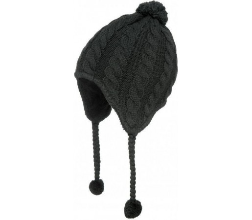 Caciula The North Face W Fuzzy Earflap Negru
