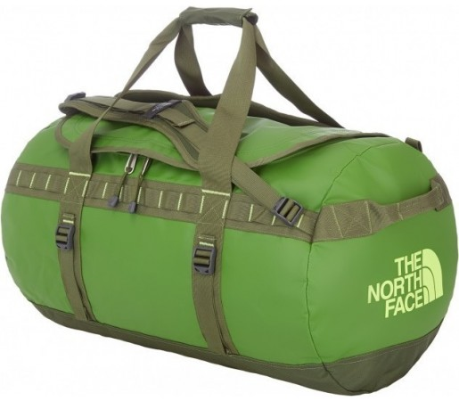Geanta The North Face Base Camp Duffel - M Verde