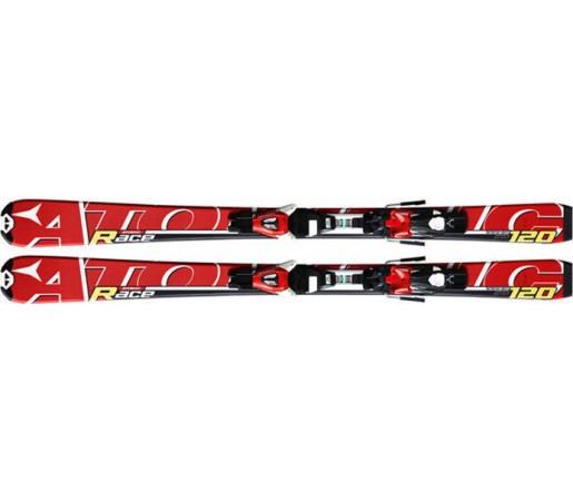 Skiuri Atomic Race JR + Legaturi XTE 045 2012