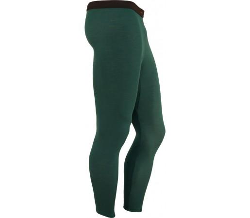 Pantaloni First Layer Merinito Lungi Verde