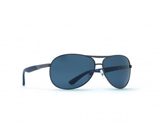 Ochelari de Soare Invu Classic Collection M Matt Black / Blue - Solid Grey
