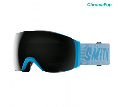 Ochelari Ski Si Snowboard Unisex Smith I/O Mag XL Snorkel Sign Painter Chromapop Sun Black Albastru