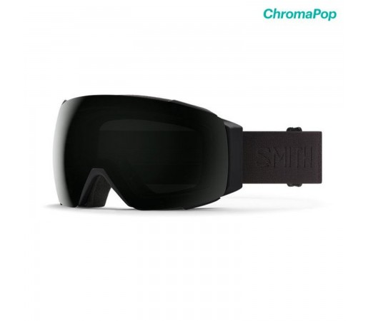 Ochelari Ski Si Snowboard Unisex Smith I/O Mag Blackout Chromapop Sun Black Negru