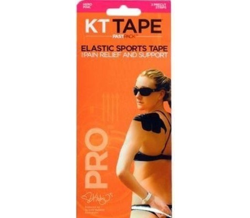 Benzi Kinesiologice KT Tape Pro Fast Pack Pink
