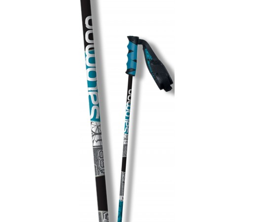Bete Ski Salomon HACKER Blue/ Black