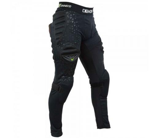 Pantaloni Lungi Protectie Barbati Demon Flex-Force X D3O V3 (Negru)