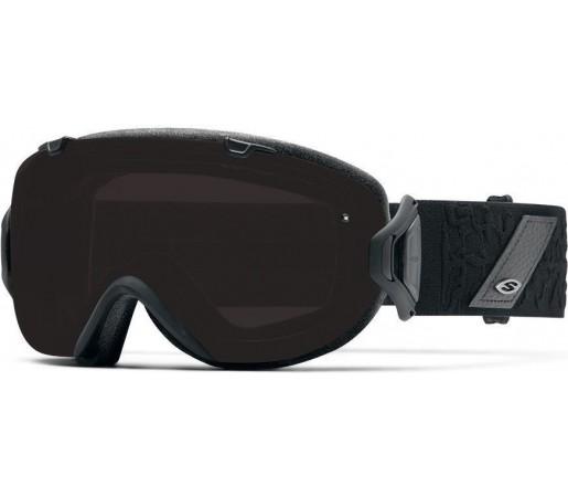 Ochelari Schi si Snowboard Smith I/OS Black Discord / Blackout