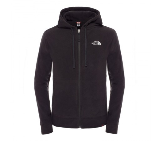 Polar The North Face M 100 Embro Full Zip Hoodie Negru