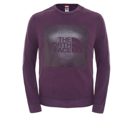 Bluza The North Face M Fine Crew Violet