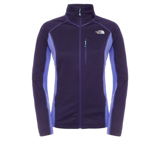 Polar The North Face W Super Flux Violet
