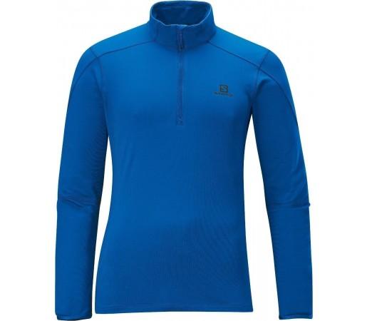 Bluza Salomon DISCOVERY HZ Union Blue