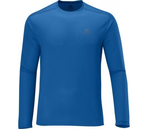 Bluza Salomon STROLL LS TEE M Union Blue