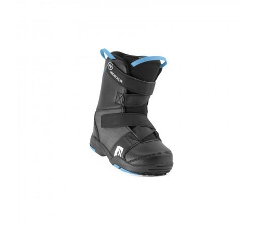 Boots Snowboard Nidecker Micron Mini Negru Juniori