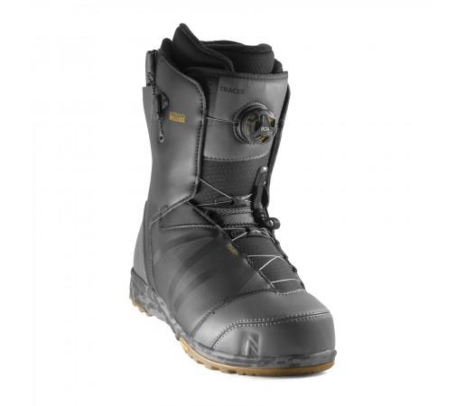 Boots Snowboard Nidecker Tracer H-Lock Boa Coiler Black Negru Barbati