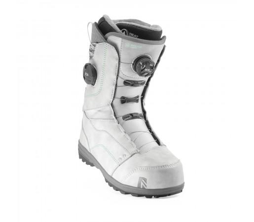 Boots Snowboard Nidecker Trinity Boa Focus SpaceGrey Gri Femei