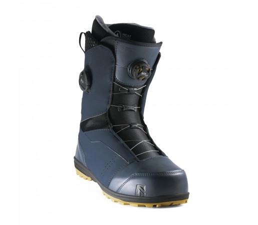 Boots Snowboard Nidecker Triton Boa Focus Blue Albastru Barbati
