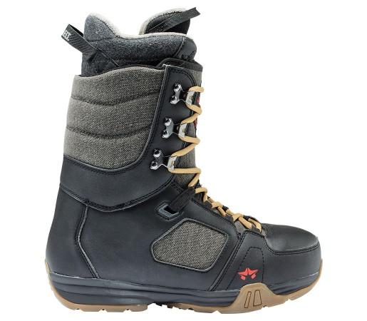 Boots Snowboard Rome Smith 2017 Negru
