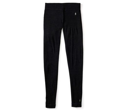Pantaloni First Layer Femei Smartwool Nts 250 Bottom Negru