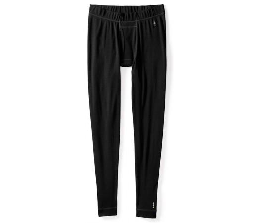 Pantaloni First Layer Barbati Smartwool Nts 250 Bottom Negru