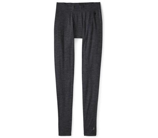 Pantaloni First Layer Barbati Smartwool Nts 250 Bottom Gri