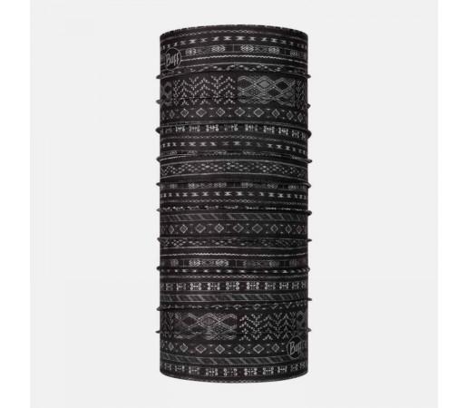 Neck Tube Unisex Buff Coolnet UV+ Sadri Black (Negru)