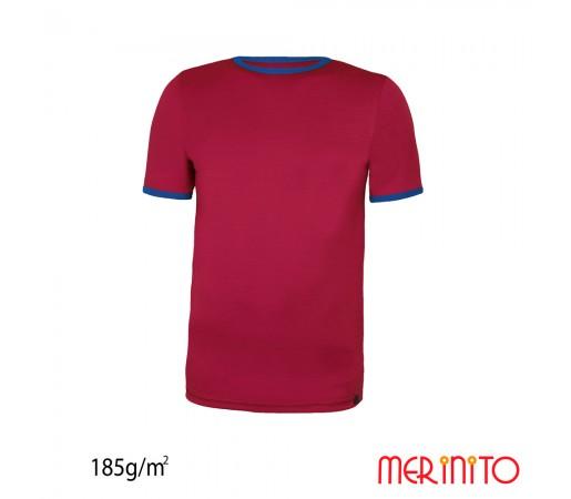 Tricou Merinito 100% Merinos 185g K Mov