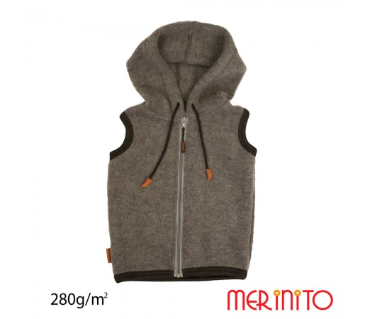 Vesta Merinito Merinos Soft Fleece K Gri