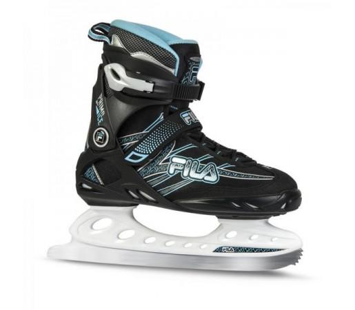 Patine Skates Fila Primo Ice Lady W Negru/Albastru