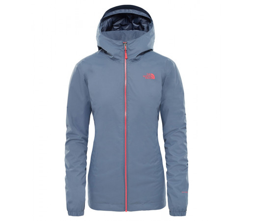 Geaca Femei Hiking The North Face Quest Insulated Gri