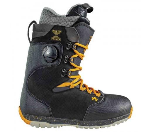 Boots Snowboard Unisex Rome Bodega Hybrid Boa Negru
