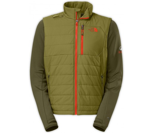 Geaca The North Face Pemby Hybrid Green