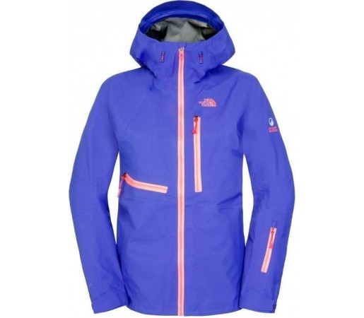 Geaca The North Face W Free Thinker Tech Blue