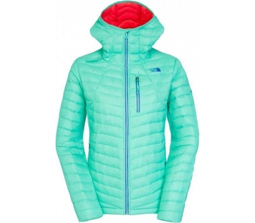 Geaca The North Face W Low Pro Hybrid Green