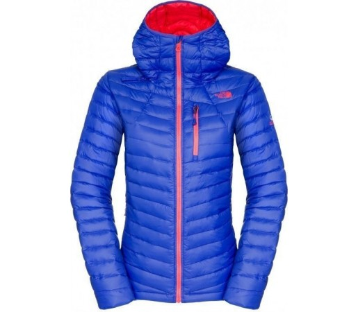 Geaca The North Face W Low Pro Hybrid Blue